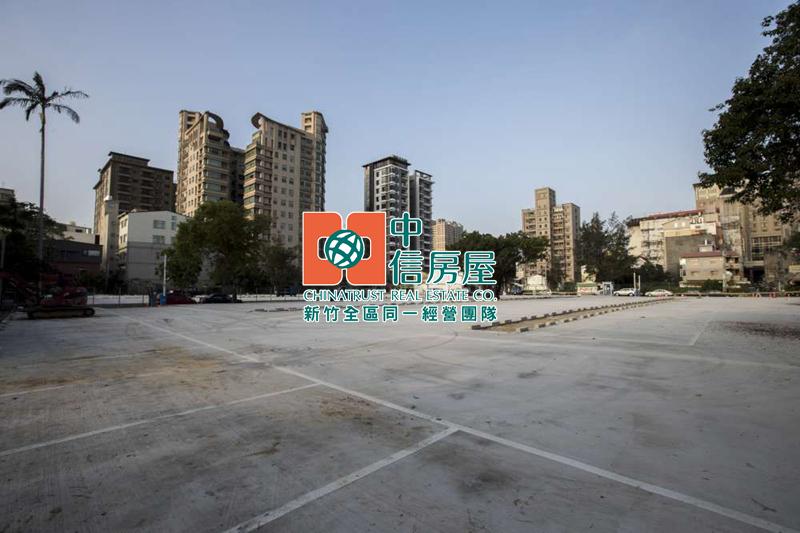 錦華街新闢停車場市府活化國有土地再添新成果